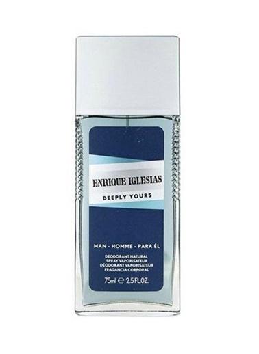 Enrique iglesias Enrique Iglesias Deeply Yours Deodorant 75 ml Renksiz